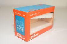 X TEKNO ORIGINAL EMPTY BOX 914 FORD D 800 D800 TIPPER EXCELLENT CONDITION