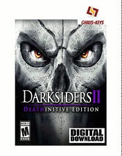 Darksiders 2 II Deathinitive Edition Steam Pc Key Download Global