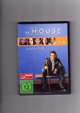 Dr. House - Season 1.1, Episoden 01-08 (2 DVDs) (2009) DVD #10307