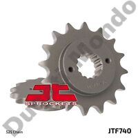Front sprocket 14 tooth JT steel Ducati 916 996 ST2 ST4 ST4S Monster S4 MTS 950