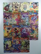Super Dragon Ball	Heroes UM2	Common & Rare 45 cards complete set
