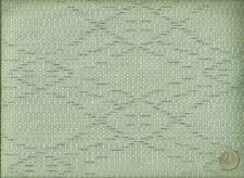 Designtex Inkling Spring Modern Geometric Diamond Light Blue Upholstery Fabric