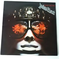 Judas Priest - Killing Machine - Vinyl LP UK 1st Press A1/B1 NM/EX+