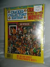 VTG Cracked Collectors Edition Magazine Cracked Goes to the Movies December 1980