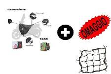 TUCANO TERMOSCUDO COPRIGAMBE COPERTA TERMICA R074 PER HONDA SWT 400 + OMAGGIO