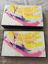 BNIB Blame it on NARS Cheek Blush Palette highlighter w/ mini Kabuki Ita Brush