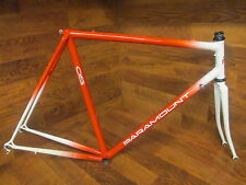 ORIGINAL SCHWINN PARAMOUNT OS WATERFORD STEEL FRAME SET 58 CM
