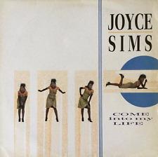 JOYCE SIMS - Come Into My Life (LP) (VG/G+)