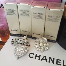 👑 New 4 Chanel Sublimage Samples L'Essence 5ml Paris