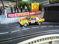Carrera Digital 132 Umbau SCX Scalextric Fiat 131 Rally Montecarlo Slot car WRC