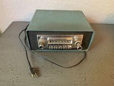 Vintage Automatic Radio AM Radio Green Works