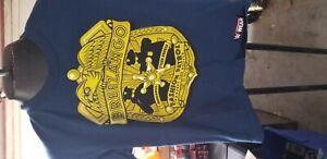 BREEZANGO Fashion Police Fandango Tyler Breeze WWE Wrestling Youth Tshirt Medium