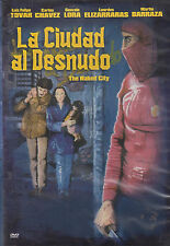 DVD - La Ciudad Al Desnudo NEW The Naked City Carlos Chavez FAST SHIPPING !