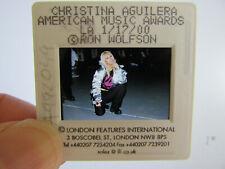 More details for original press photo slide negative - christina aguilera - 2000 - v
