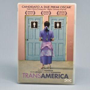 Transamerica (2005) Dvd