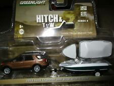 Hitch & Tow 2013 Ford Explorer & Boat & Trailer Series 4