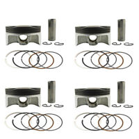 4 Sets AHL STD 75mm Piston Rings for Honda CBR1000 CBR1000RR 2004-2007