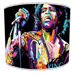 James Brown Godfather of Soul Lampshades Ideal To Match Wallpaper Wall Posters