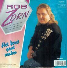 """7"""" Rob Zorn/Het Feest Gaat Verder (D) Koch"""