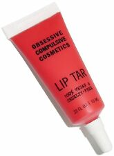 Obsessive Compulsive OCC Lip Tar in Shade RADIATE (Coral Red) 10ml Full Size NEW