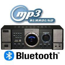 il bestione ! AMPLIFICATORE STEREO 700W BLUETOOTH HOME THEATRE - KARAOKE USB-SD