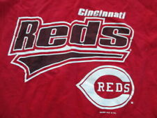 Vintage Starter Label - 1995 CINCINNATI REDS (XL) T-Shirt