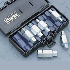 Clarke CHT220 Oil Drain Plug Key Set 1801220