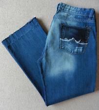 Short High Rise 28L Jeans for Men