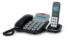 Emporia Corded & Cordless DUO phones with big buttons,Answer machine & HAC