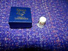 Epiag Czechoslovakia Scenic Thimble Boxed