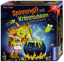 Kosmos 698652 Spinnengift und Krötenschleim