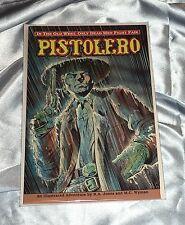 PISTOLERO~TRADE PAPERBACK~OLD WEST~MALIBU GRAPHICS~COMIC BOOK~NM