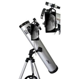 Seben 700-76 Reflektor Teleskop Big Pack + Smartphone Adapter DKA5