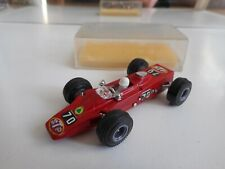Champion STP Lotus Indy 56 Graham Hill in Red on 1:66 in Box