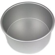 PME Anodised Aluminium Round Cake Pan 8 x 3-Inch Deep