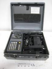 Wandel & Goltermann SPM-36A Hand Held Selective Level Meter