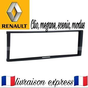 Cadre Adaptateur Autoradio Renault Megane, Scenic, Clio, Modus