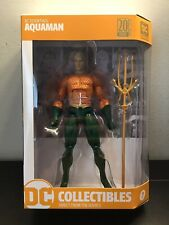 "DC Essentials Aquaman Figure 6"" DC Collectibles"