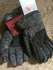 3M THINSULATE NEW SWEATER FLEECE LINED GLOVES TOUCHSCREEN COMPATABLE SIZE L/XL