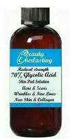 *70% Glycolic Acid(Pure) Medical Strength Peel/New Skin,Wrinkle,Acne,Scar 1.2oz