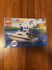 LEGO Cabin Cruiser Fishing Boat (4011) NEW (unopened box)