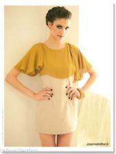 Work Short Solid Dresses Bodycon Dress