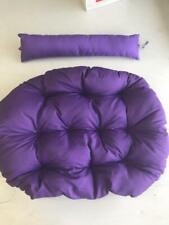Purple Extra Large Egg chair Cushions