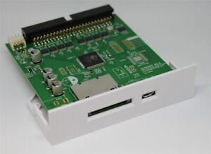 "SCSI2SD v5.2 - bundle with white 3.5"" mounting bracket"