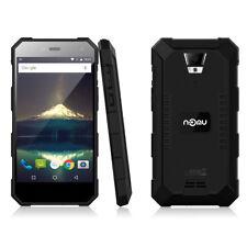 "5000mAh 4G Cellulare Rugged Smartphone 5.0"" NOMU S10 Android QuadCore 2*SIM 16GB"