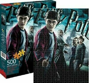 Harry Potter and the Half-Blood Prince 500piece Jigsaw Puzzle