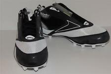 Reebok U FORM 4 SPEED Mid M4 NFL Equipment Football cleats V65541 Black/White