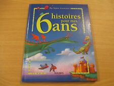 MES HISTOIRES D'ANNIVERSAIRE / 6 HISTOIRES POUR MES 6 ANS - FLEURUS