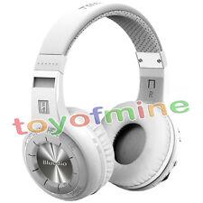Blanco Bluedio HT Auriculares de Bluetooth Inalámbrico para telefonos,PC,tablet