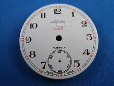 Vintage VIALUX Pocket Watch Dial 35.5mm -Swiss Made- #102